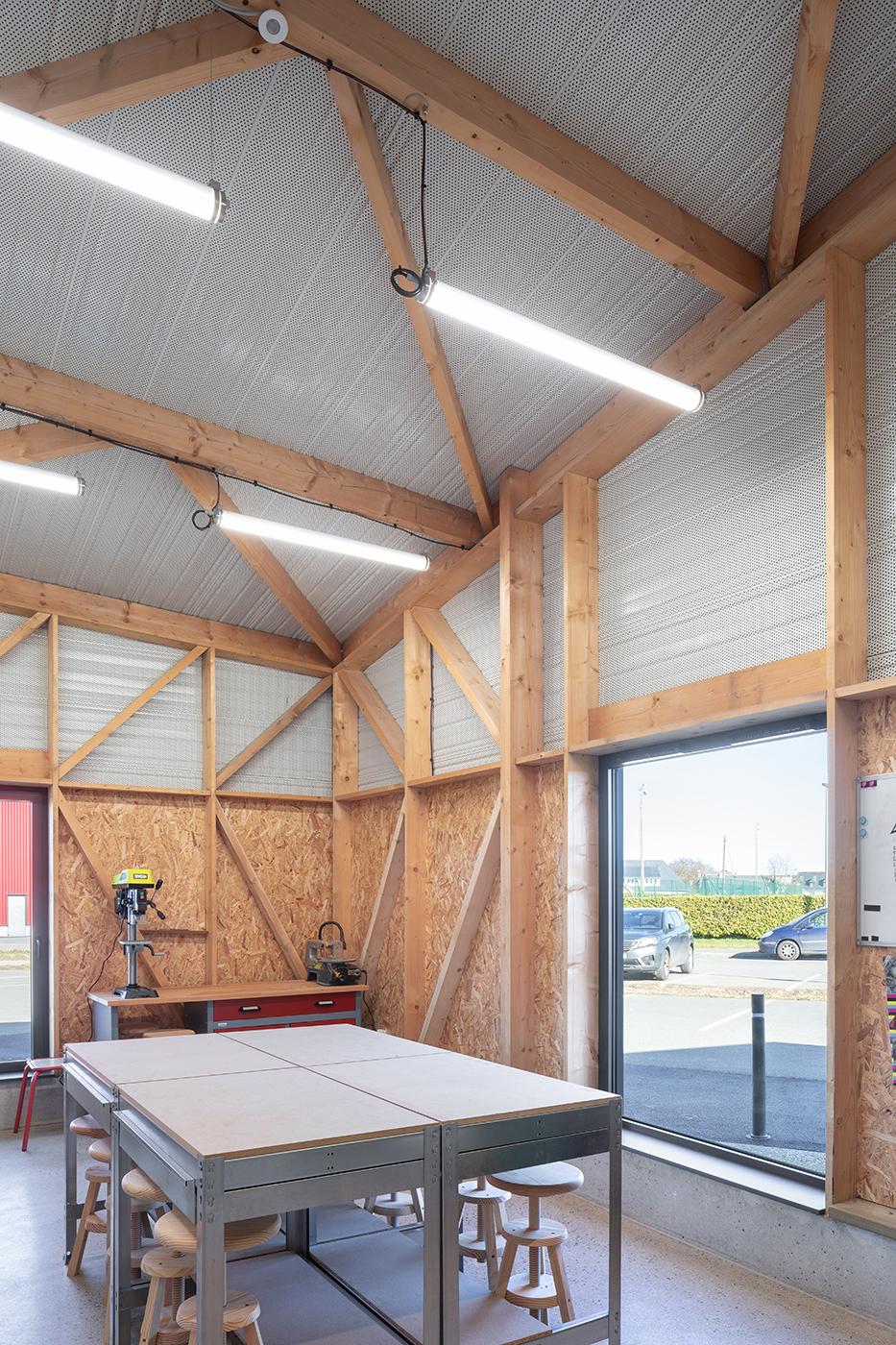 salle multifonction, maison des jeunes, Binic, Etables-Sur-Mer