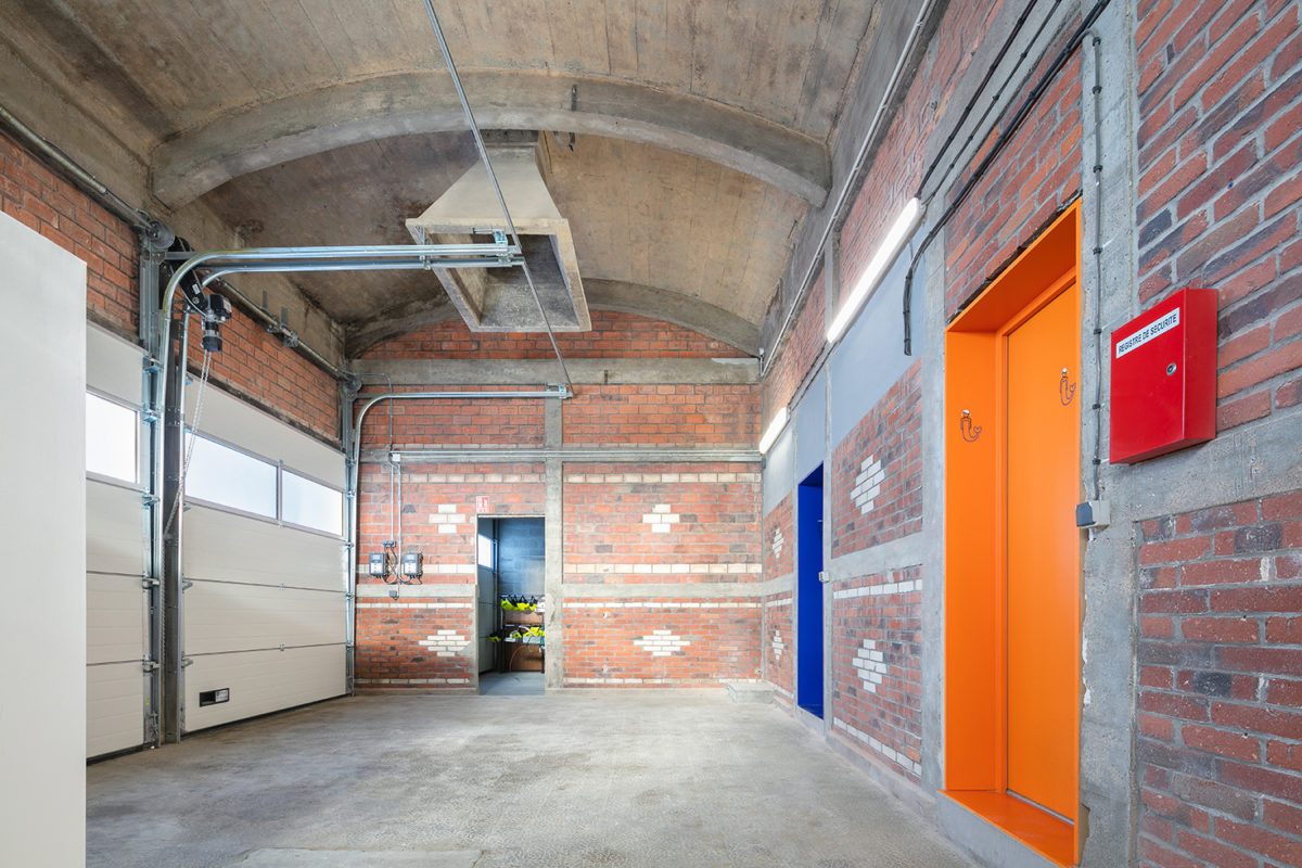 Garage SNSM Pleubian