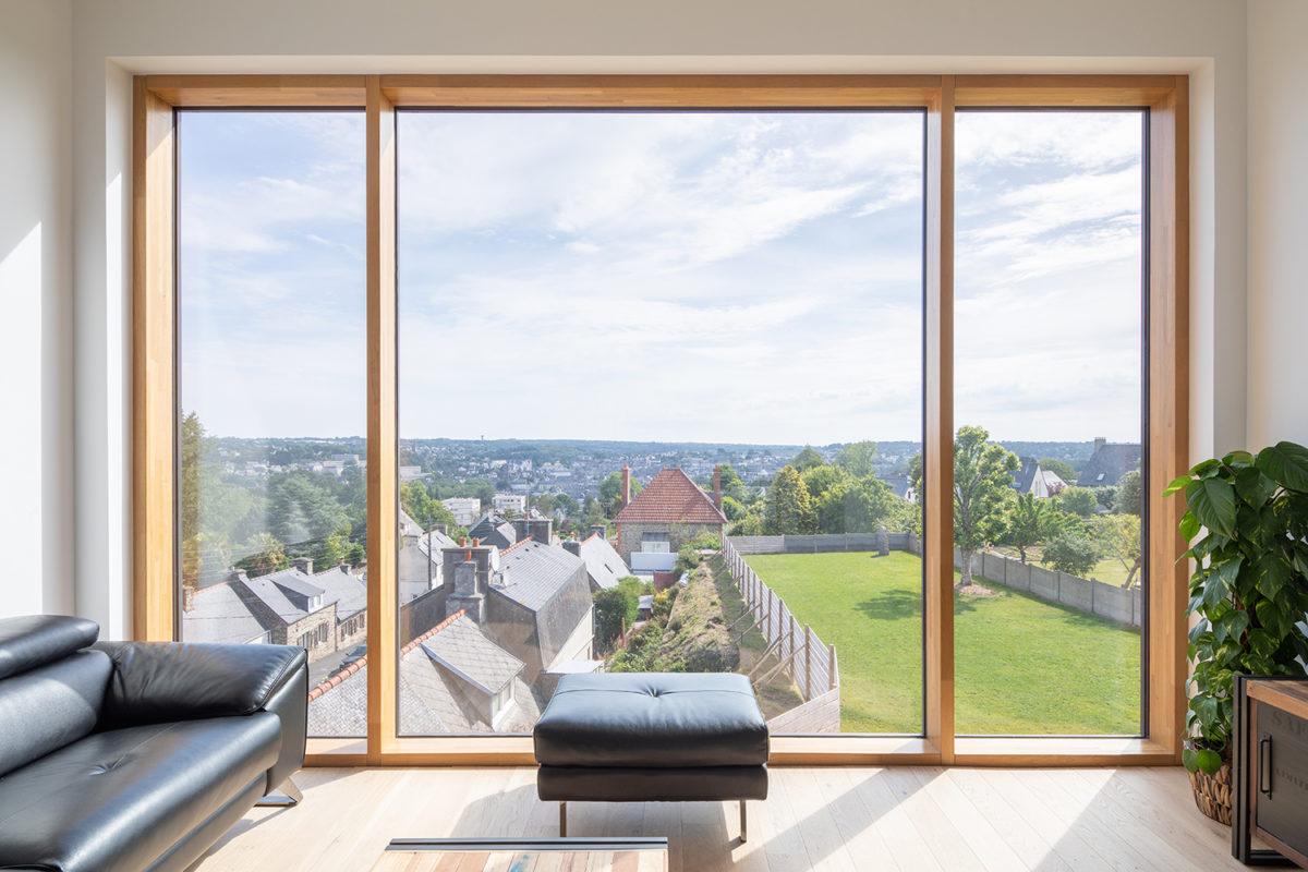 Maison Lannion - B. HOUSSAIS Architecture